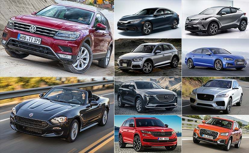 World Car Awards 2017 Finalists Announced