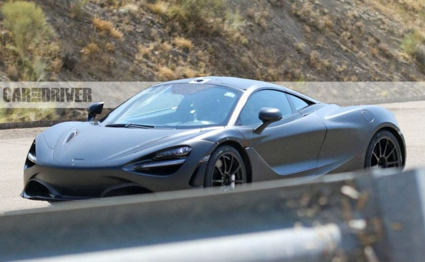 Second-Generation McLaren Super Series To Get New 4.0-Litre Engine