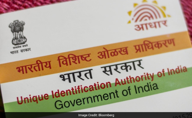 Aadhar Authority Refutes Reports Of Aadhaar Data Snoop; Says System Secure