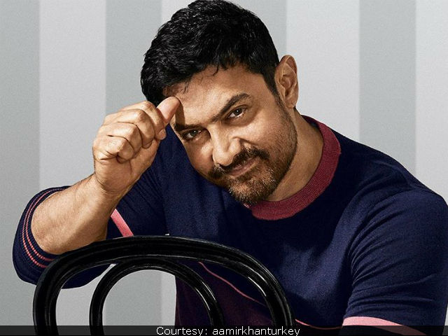 Aamir Khan To Star As Astronaut Rakesh Sharma In Biopic
