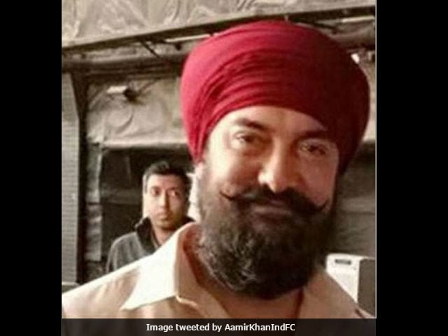 Thugs of Hindostan: Aamir Khan's Look Not Revealed
