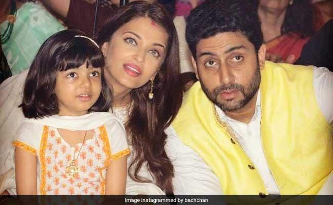 एश्वर्या राय बच्चन के लिए पति अभिषेक बच्चन बने डॉक्टर, फिल्म रावन के सेट पर चेक किया था ब्लड प्रेशर