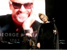 Grammys 2017: Another Hiccup But This Time Adele Started Over, For George Michael