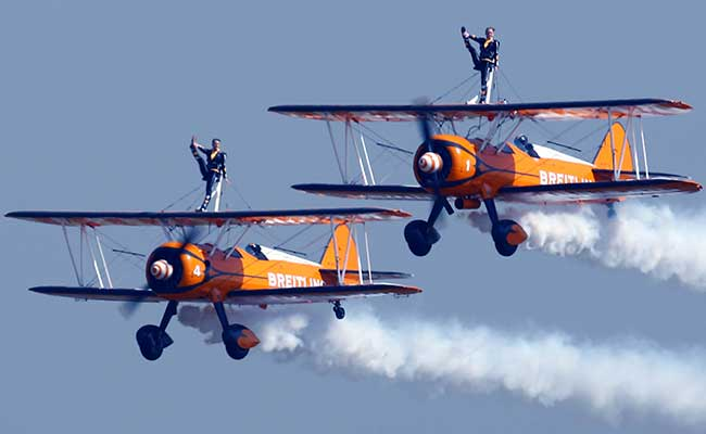 Over 300 Confirmed Exhibitors For Aero India 2019 Till Now: Official