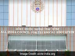 "Conducting PGDM, MBA Courses In The Same Institution Is ""Not Permissible"": AICTE"