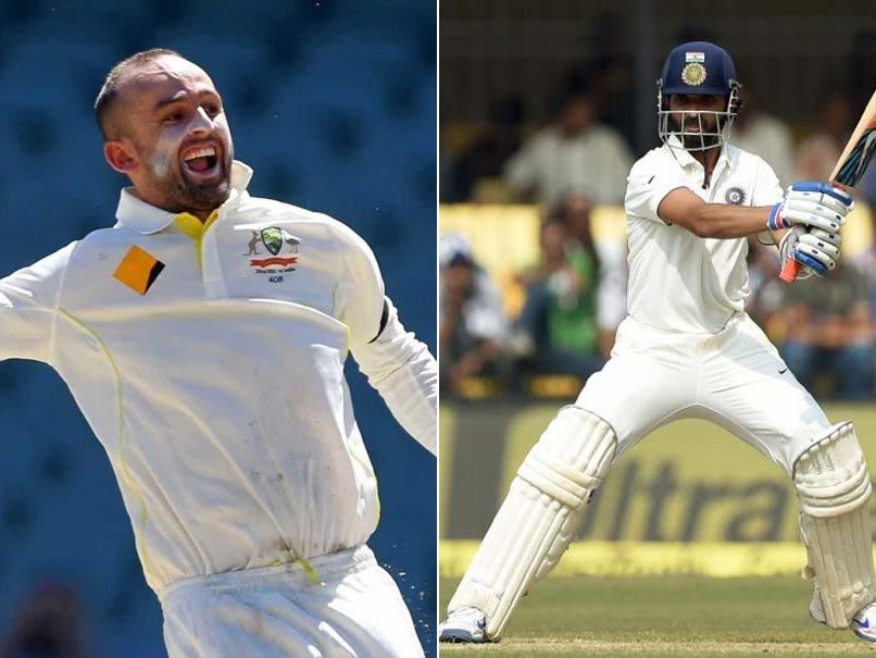 India vs Australia, Face-Off: Ajinkya Rahane vs Nathan Lyon
