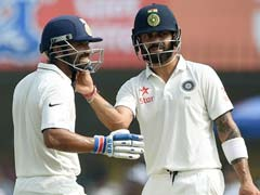 India Vs Bangladesh: Virat Kohli Backs Ajinkya Rahane Ahead Of Triple-Centurion Karun Nair In Playing XI