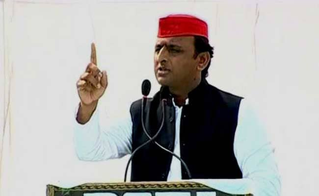 Demolishing Cycle Track Wrong Move By UP Government: Akhilesh Yadav