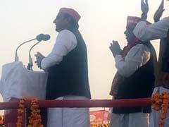 UP Elections 2017: The Rally At Which Akhilesh Yadav Debuted 'Donkeys Of Gujarat' Jibe
