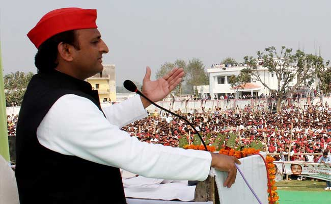 UP Election 2017: Akhilesh Yadav Says Accept Bribe From Others, But Vote For Samajwadi Party
