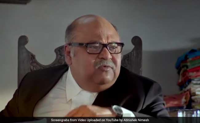 अक्षय कुमार ने ट्विटर पर पोस्ट किया 'जॉली एलएलबी 2' का पहला डिलीटिड सीन, देखिए जज सौरभ शुक्ला का ये अंदाज