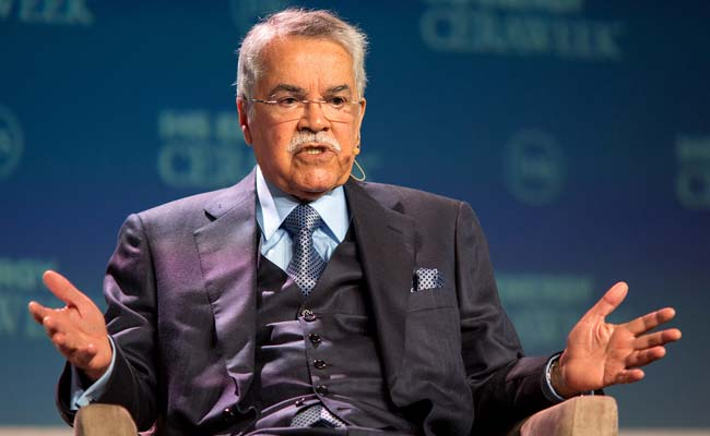 Ali al-Naimi, Saudi Arabia's ex-oil minister, says he doesn't want to talk about the oil market anymore.