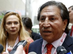Peru Asks World To Help Find Fugitive Ex-President Alejandro Toledo