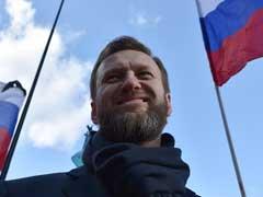 Vladimir Putin's Foe Alexei Navalny Given Five-Year Suspended Jail Term