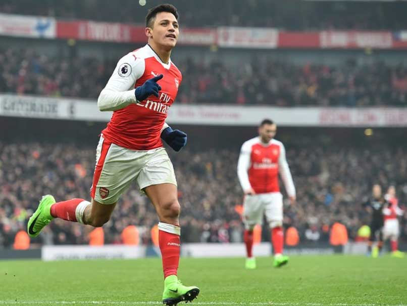 Alexis Sanchez, Anthony Martial on Mark as Arsenal, Manchester United Rise