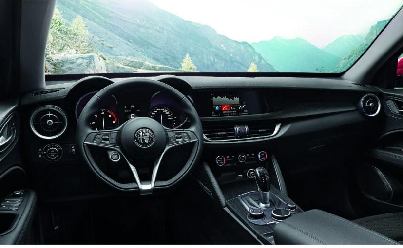 Alfa Romeo Stelvio SUV Launched Internationally - NDTV ...