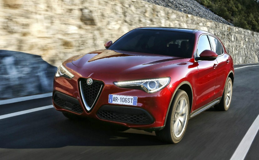 Alfa Romeo Stelvio Suv Launched Internationally Ndtv Carandbike