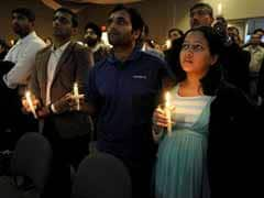 Hundreds Gather For Peace In Memory Of Indian Techie Killed In Kansas
