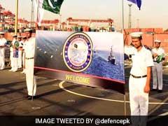Exercise Aman 17: Pakistan Begins Naval Drill In The Arabian Sea