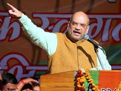 UP Elections 2017: End Dynastic, Caste-Based Politics, Says Amit Shah