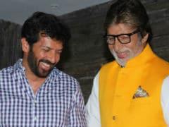 कॉलेज में अपने सीनियर रहे अमिताभ बच्चन के साथ फिल्म करेंगे कबीर खान