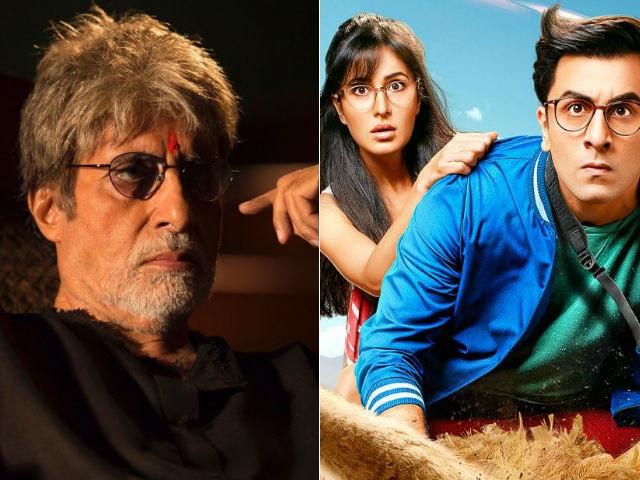 Amitabh Bachchan's Sarkar 3 Vs Ranbir Kapoor's Jagga Jasoos: Yet Another Box Office Clash