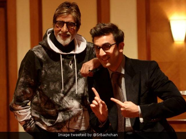 Amitabh Bachchan Will Co-Star With Ranbir Kapoor In Dragon