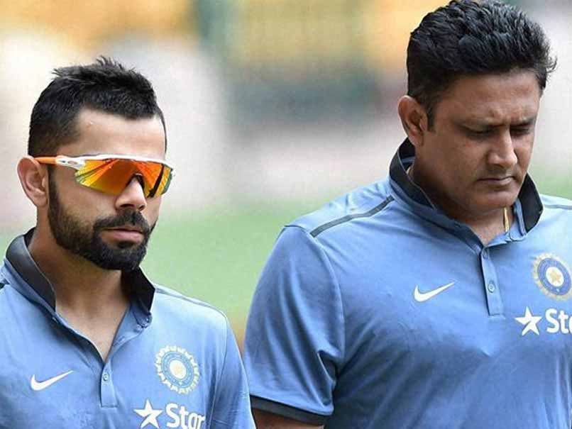 India vs Australia: No Special Significance To The Series, Says Anil Kumble