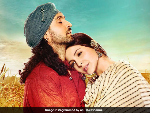 Phillauri's New Song Sahiba: Anushka And Diljit In A Perfect Love Ballad