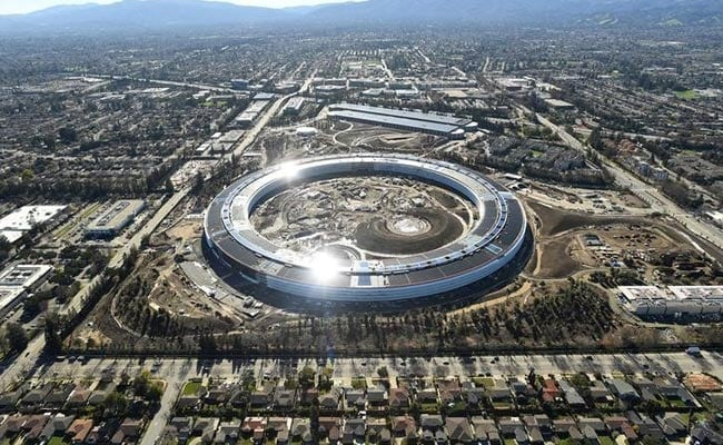 Steve Jobs Last Project New Apple Campus Reported Cost
