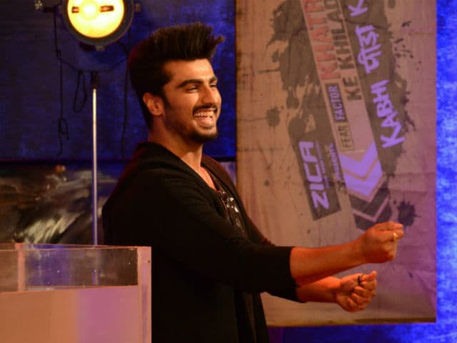 Why Arjun Kapoor Won't Host Khatron Ke Khiladi's New Season