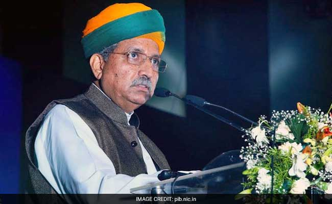 Centre May Table 4 GST Bills In Parliament Today: Union Minister Arjun Ram Meghwal