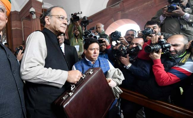 Union Budget 2017: Post-Notes Ban, Salaried People Correctly Expected Tax Cut, Says Arun Jaitley