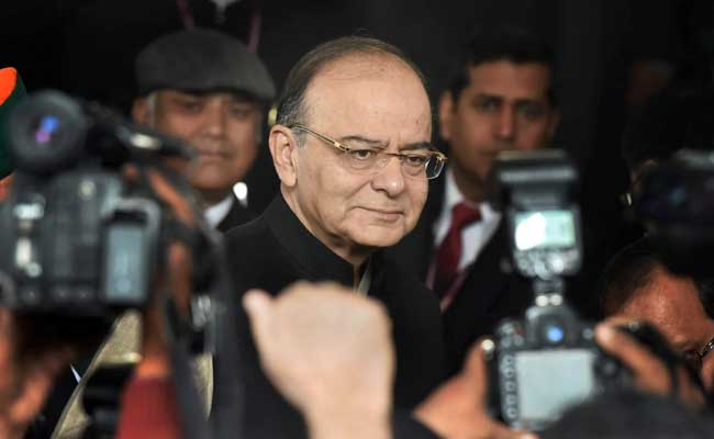 Congress Must Select Leaders Based On Calibre And Potential: Arun Jaitley
