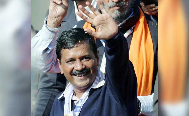 New Ministry, Check. Now A Break: Arvind Kejriwal Off On Vipassana Course