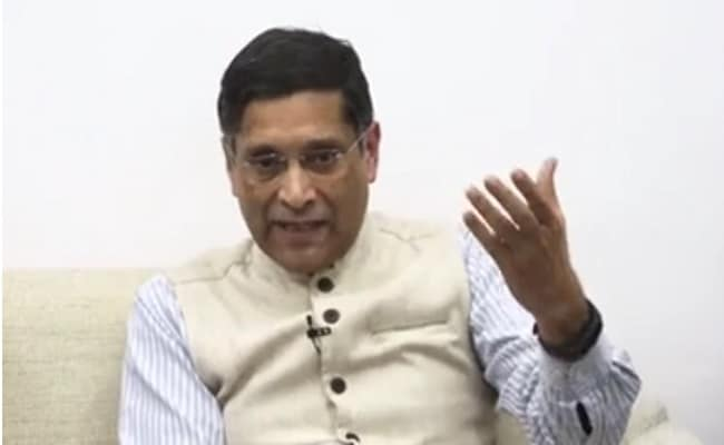 Arvind Subramanian's Other Barb: Economists Stay On 'Right Side Of Power'