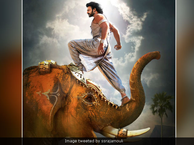Baahubali 2's Maha Shivratri Special Poster: Prabhas Is All Set For Battle