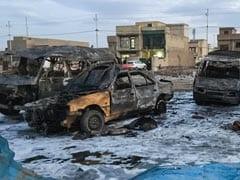 बगदाद में भीषण्ा कार बम विस्फोट में  52 लोग मारे गए