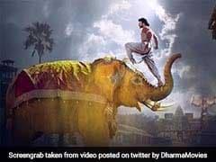 महाशिवरात्रि के मौके पर कुछ इस अंदाज में आया 'बाहुबली 2' का मोशन पोस्टर, देखें यहां