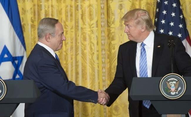 Donald Trump, Israeli Prime Minister Benjamin Netanyahu Speak On Phone Amid Intel Uproar
