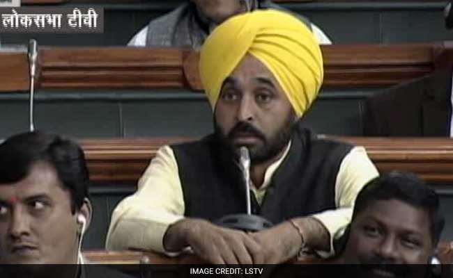 Lawmaker Bhagwant Mann To Take Charge As AAP's Punjab Chief