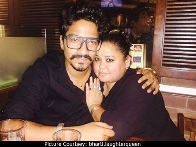 Comedian Bharti Singh Confirms Her Wedding Is This Year