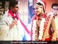 बिपाशा बसु और करण सिंह ग्रोवर ऐसे मना रहे हैं शादी के बाद अपना पहला वैलेंटाइन डे
