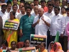 भ्रष्टाचार के आरोपों के चलते येदियुरप्पा ने गंवाई थी सीएम की कुर्सी, अब उसकी खिलाफ उठा रहे हैं आवाज