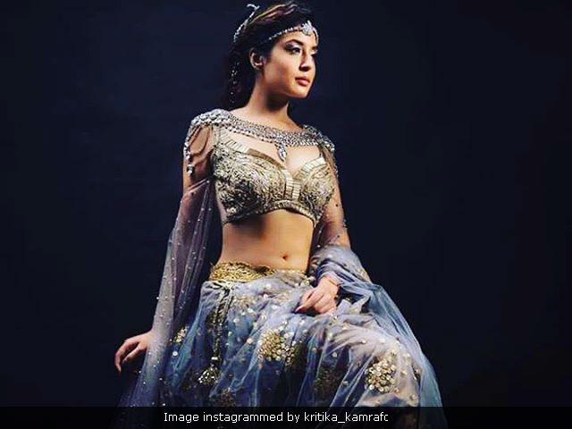 Kritika Kamra, Chandrakanta 2.0, Wants To Interpret The Character In Her Way