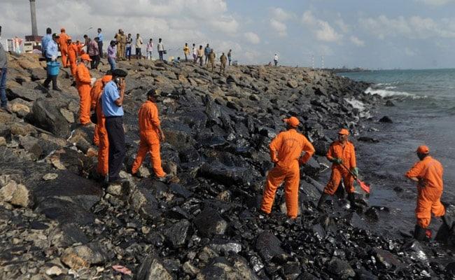 Chennai Oil Spill: National Green Tribunal To Hear Plea Today