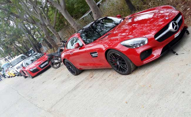 Fast And Furious Chennai? Supercars Worth 30 Crores Grounded After Race