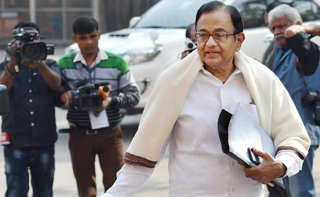 'Thank You Gujarat', Tweets P Chidambaram After GST Cut