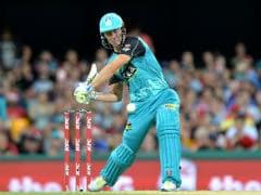 Chris Lynn Ruled Out Of Australia's T20 Series Against Sri Lanka