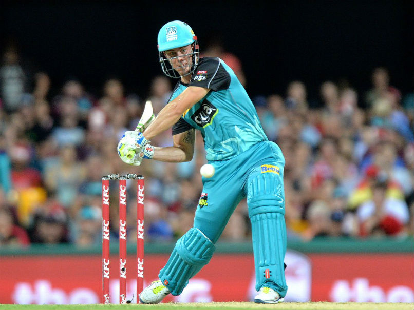 Chris Lynn Ruled Out Of Australia's T20 Series Against Sri Lanka